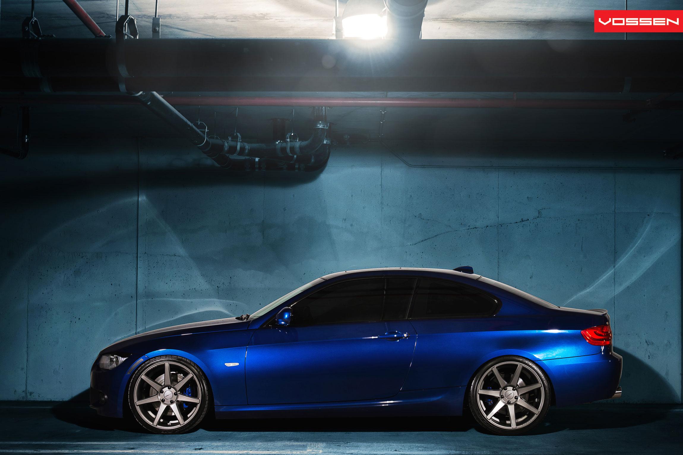 BMW 3 Vossen