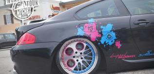 BMW M6 TOWFACE