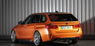BMW 328i Touring Tuningsuche