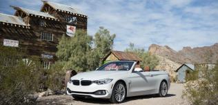 BMW 4 Convertible