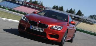 BMW M5/M6 Competition Package
