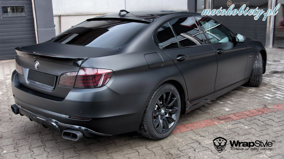 BMW Carlex Design WrapStyle