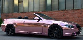 BMW 650i Convertible Unicate Germany