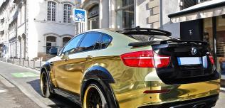 BMW X6 Hamann Supreme Edition