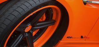 BMW M3 Orange Antelope