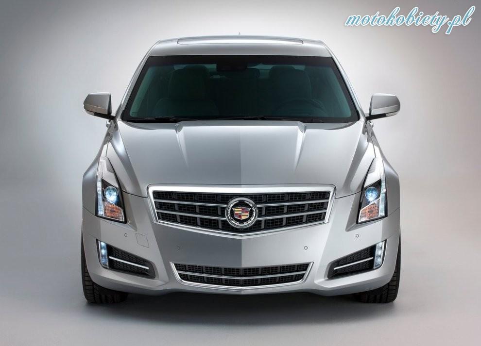 Cadillac ATS 2012