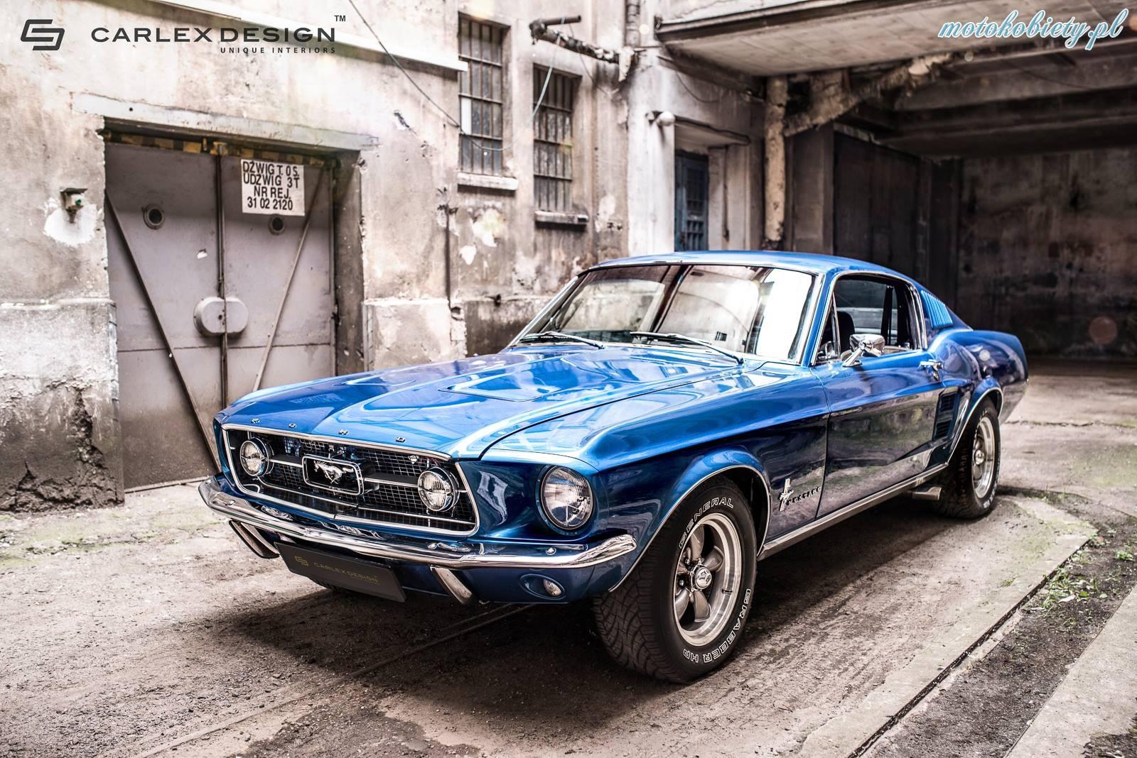 Ford Mustang 1967 Carlex Design