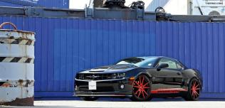 Chevrolet Camaro SS DD Customs