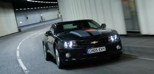 CHEVROLET CAMARO SS COUPE