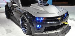 "Chevrolet Camaro ""Turbo"""