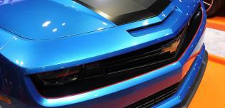 Chevrolet Camaro Hot Wheels na SEMA 2012