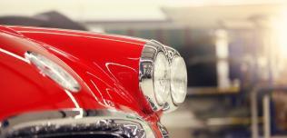 Chevrolet Corvette \'59