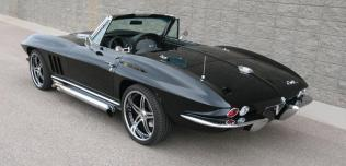 Chevrolet Corvette Fesler Built