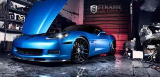 Chevrolet Corvette Lashway Motorsports