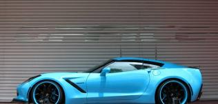 Chevrolet Corvette Stingray Office K