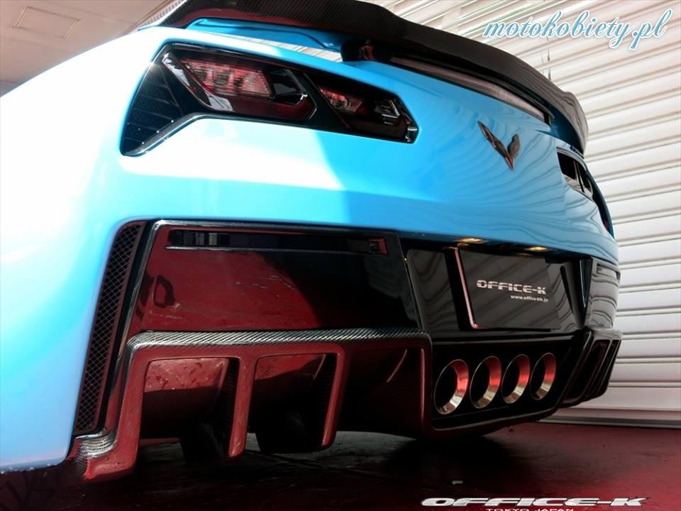 Chevrolet Corvette Stingray Office K