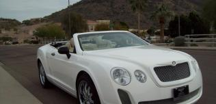Bentley Continental GT Chrysler Sebring