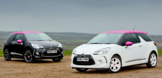 Citroen DS3 Pink Edition