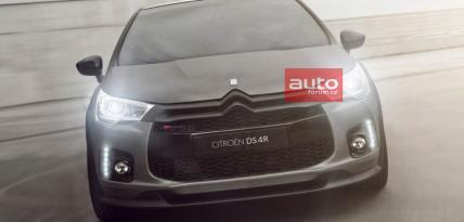 Citroen DS4 Racing