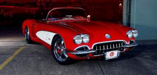 Pogea Racing 1959 Chevrolet Corvette