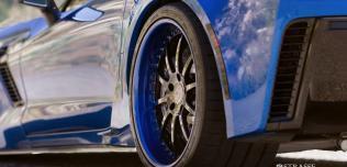 Corvette C7 Z06 Laguna Blue