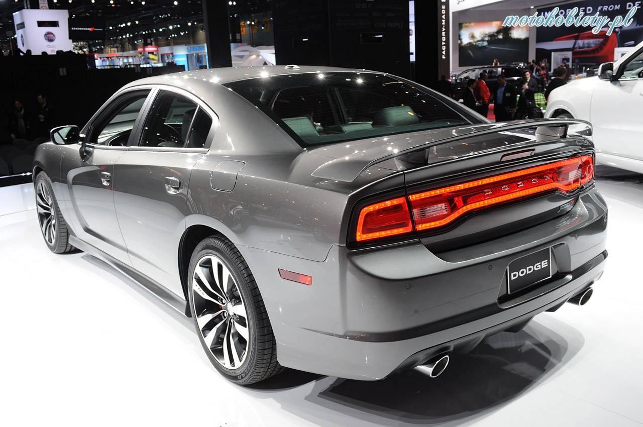 Dodge Charger SRT8 2012