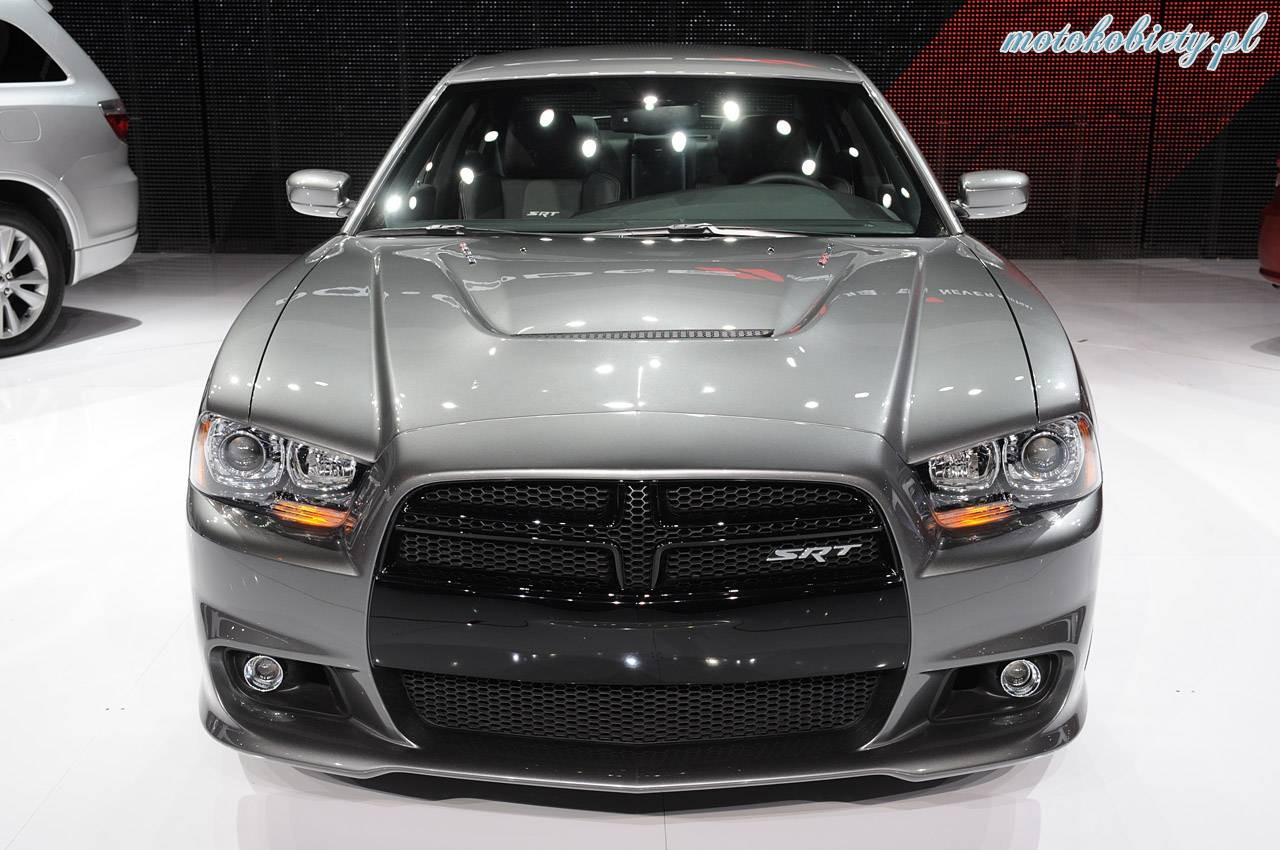 Dodge Charger SRT8 2012