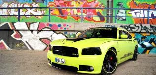 Charger SRT-8