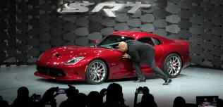 SRT Viper 2013