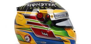 Kaski kierowców F1