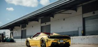 MC-Customs Ferrari 458 Spider