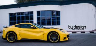 Ferrari F12 Berlinetta ByDesign Motorsport