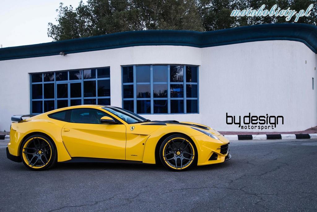 Ferrari F12 Berlinetta ByDesign Motorsport