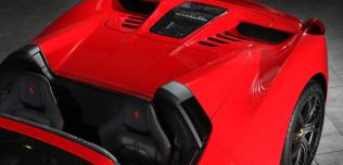 Ferrari 458 Spider Capristo