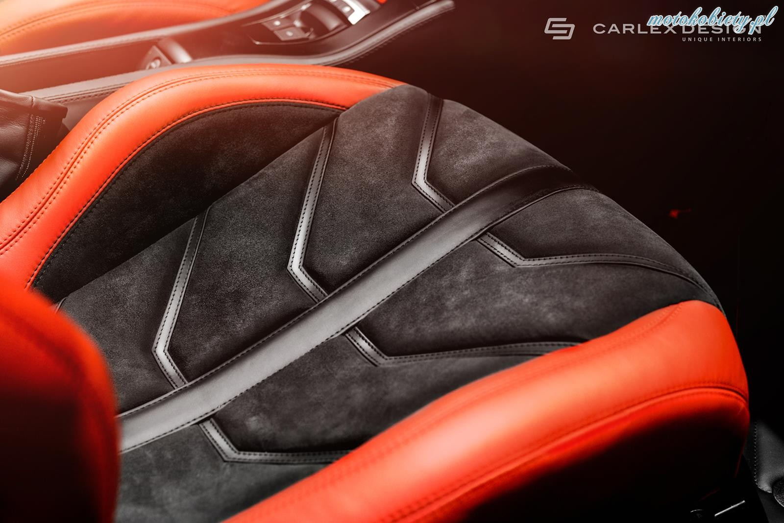 Ferrari 458 Carlex Design