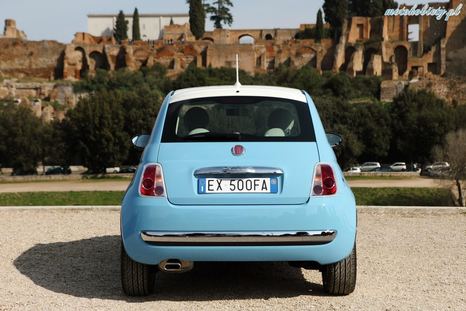 Fiat 500 Vintage \'57