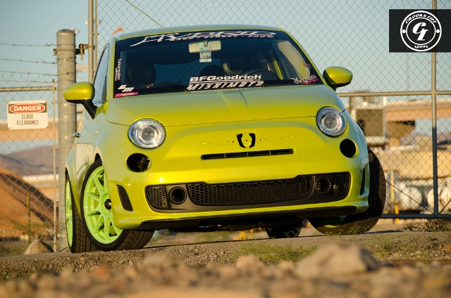 Fiat 500 Findley Customs