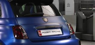 Abarth 500 Pogea Racing