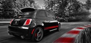 Fiat 500 Abarth 2012