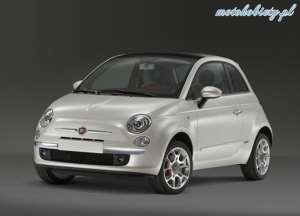 Fiat 500 Sport 2011