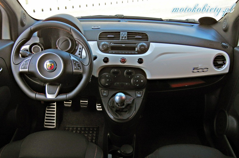 Fiat 500 Abarth Continental 19