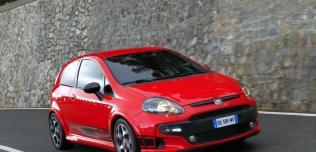 Nowy Fiat Punto Evo Abarth 2010