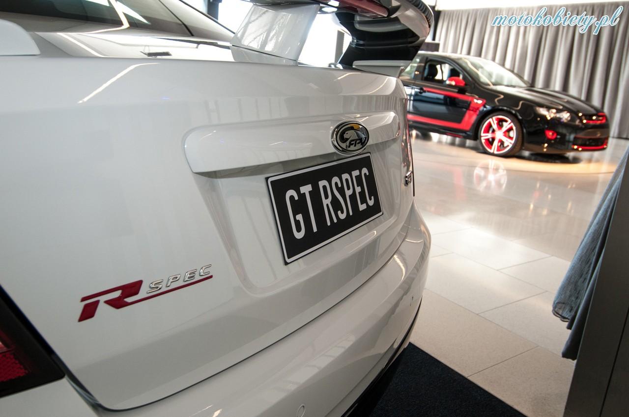 Ford Falcon GT Rspec