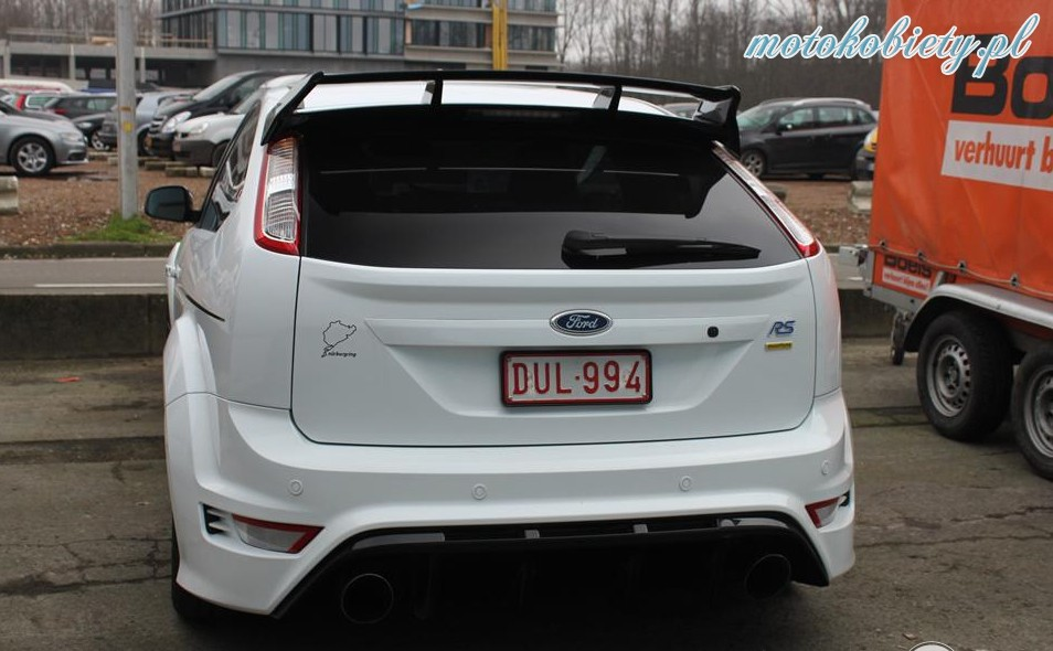 Ford Focus MP350 RS Mountune