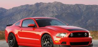 Ford Mustang RTR 2013