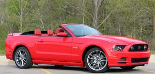 Ford Mustang Cabrio 2013