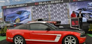 2014 Saleen George Follmer Ford Mustang
