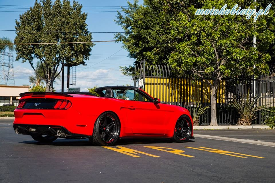 Ford Mustang Forgiato