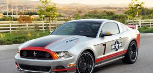 2013 Ford Mustang GT Red Tails