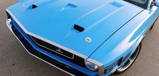 Retrobuilt Shelby Mustang 1969